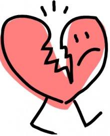 Her heart was broken by a dirtbag!